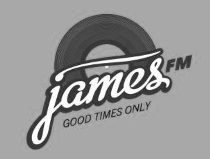 Logo James FM