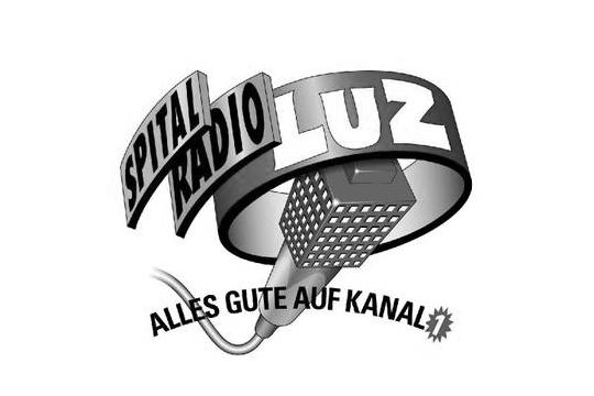Logo Spitalradio LuZ